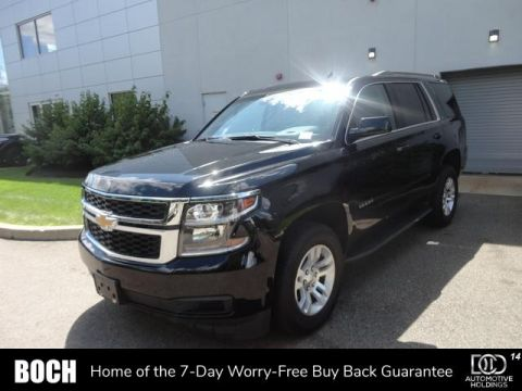 Pre-Owned 2019 Chevrolet Tahoe 4WD 4dr LT 4WD