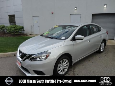 Pre-Owned 2019 Nissan Sentra S CVT