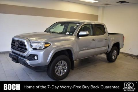 2018 Toyota Tacoma SR5 Double Cab 5' Bed V6 4x4 AT