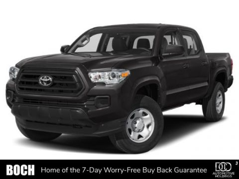 2020 Toyota Tacoma SR5 Double Cab 5' Bed V6 AT