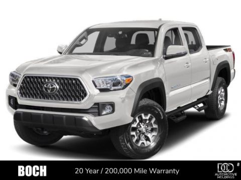 2019 Toyota Tacoma TRD Off Road Double Cab 6' Bed V6 A