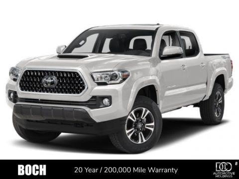 2019 Toyota Tacoma TRD Sport Double Cab 6' Bed V6 AT