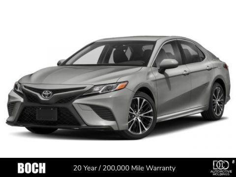 New 2019 Toyota Camry SE Auto RWD 4dr Car