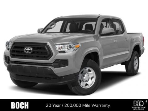 2020 Toyota Tacoma TRD Off Road Double Cab 5' Bed V6 M
