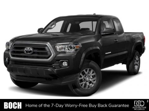 2020 Toyota Tacoma TRD Off Road Access Cab 6' Bed V6 A