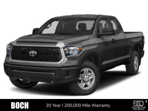 2019 Toyota Tundra SR5 Double Cab 6.5' Bed 5.7L