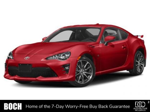 2020 Toyota 86 GT Manual