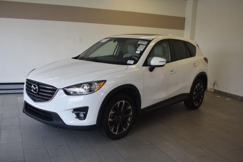Pre-Owned 2016 Mazda CX-5 2016.5 AWD 4dr Auto Grand Touring AWD