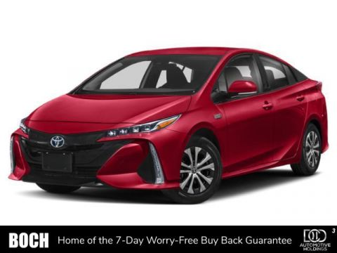 New 2020 Toyota Prius Prime XLE With Navigation