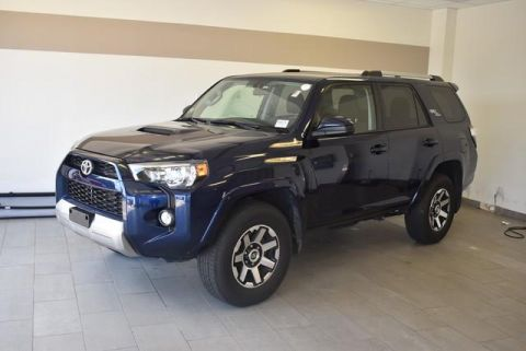 2018 Toyota 4Runner TRD Off Road 4WD