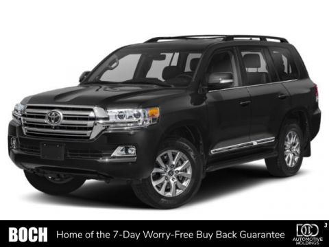 New 2019 Toyota Land Cruiser 4WD 4X4 Sport Utility
